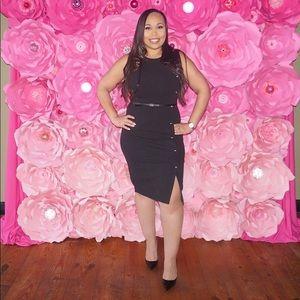Black Calvin Klein Dress
